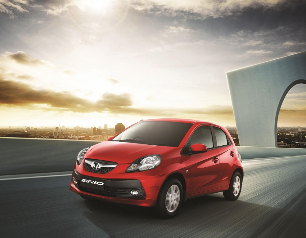 Trendy Honda Brio Set To Spice Up Entry Level Market