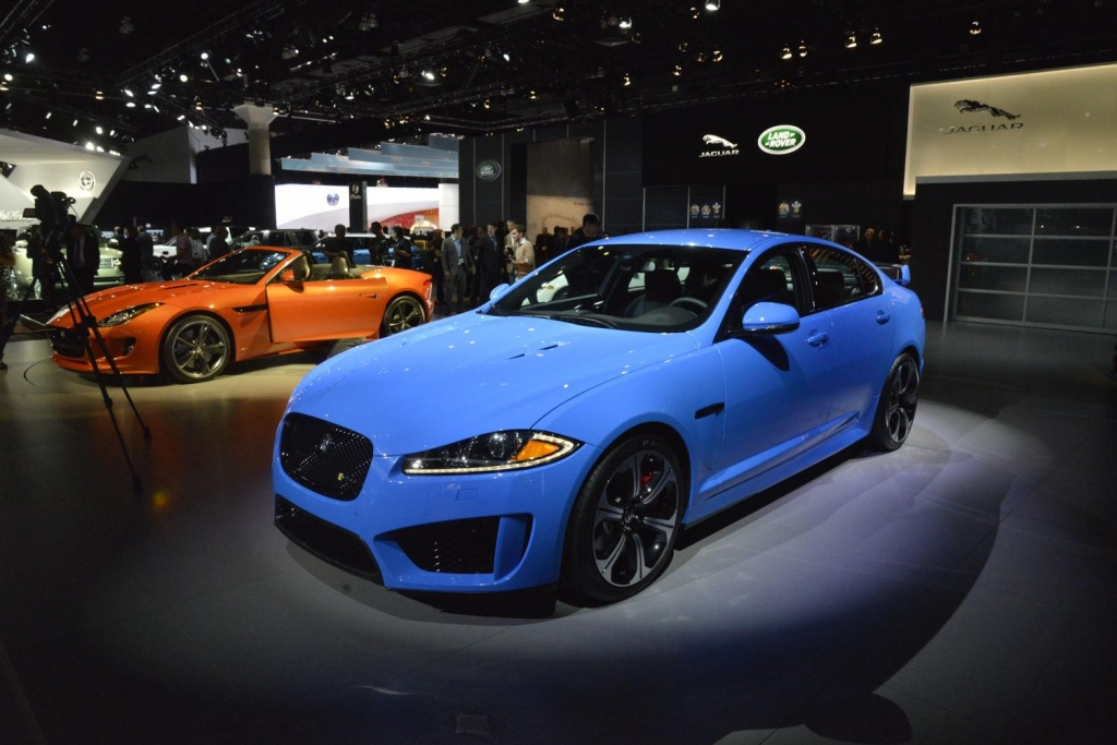 2012 Los Angeles Auto Show Image Gallery