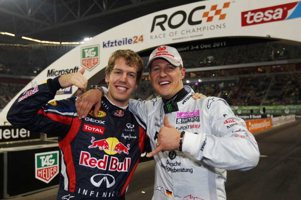 2012 Race Of Champions to be Aired on SuperSport