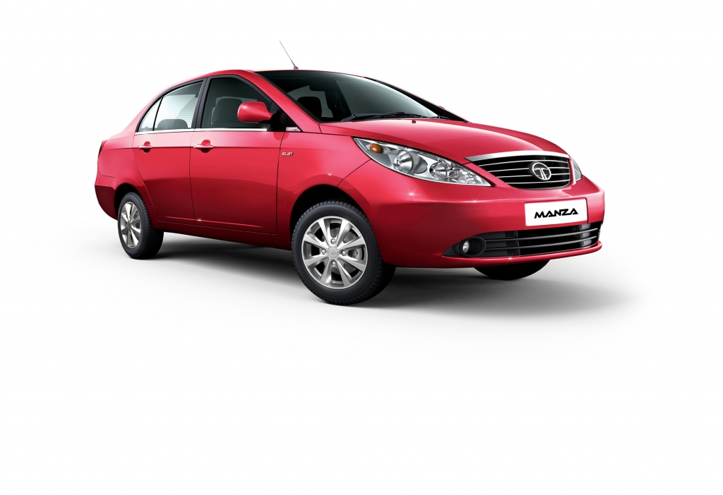 New Generation Tata Indigo Manza Launched