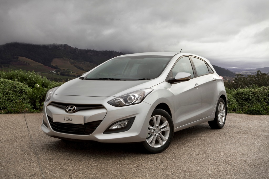 The New 2012 Hyundai i30