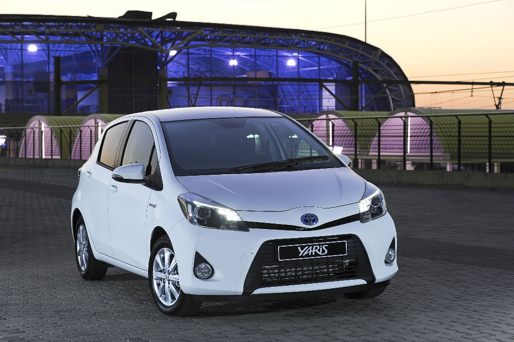 The All New Toyota Yaris HSD