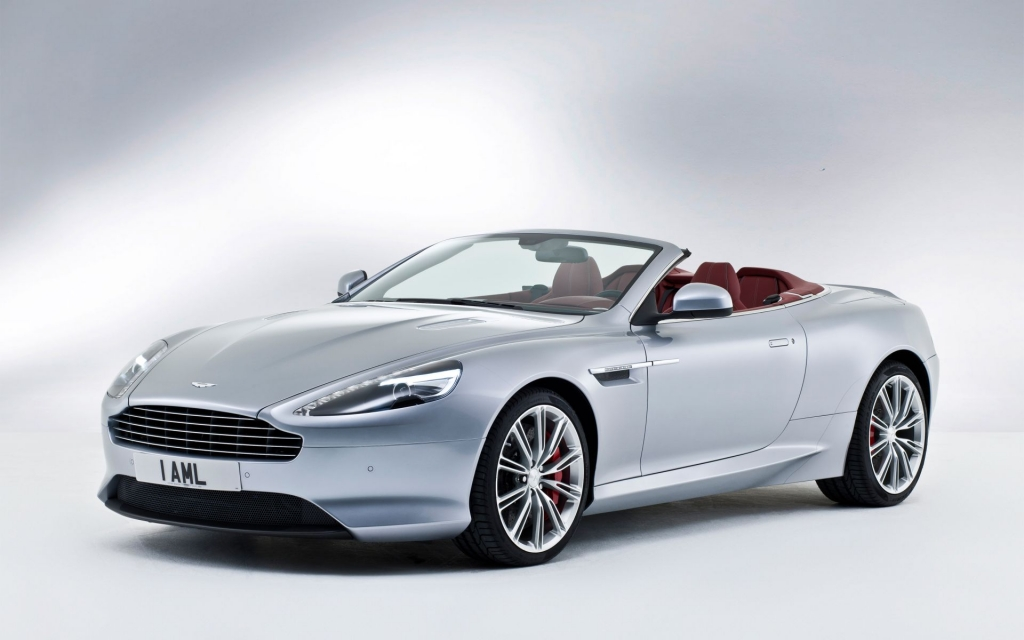 2013 Aston Martin DB9 – Spot the Difference?
