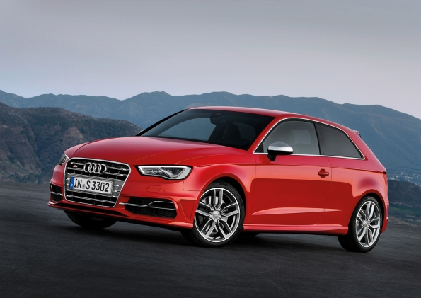 New Audi RS3 Reported To Debut In 2014