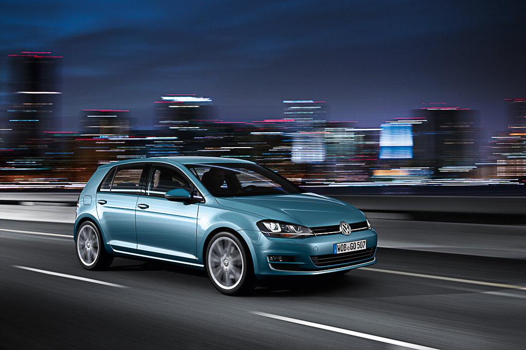 Its Official The Golf VII Has Finally Been Unveiled