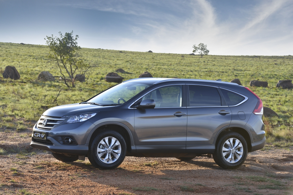 The All New Honda CR-V Has Finally Hit Our Shores