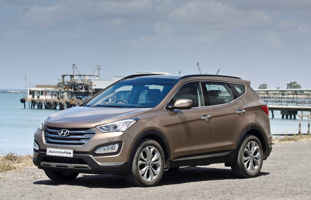 New Generation Hyundai Santa Fe Now Available in South Africa