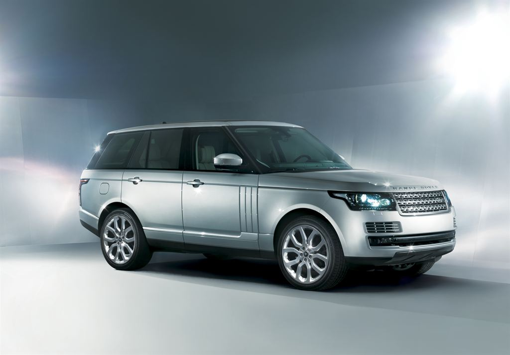 The All New 2013 Range Rover