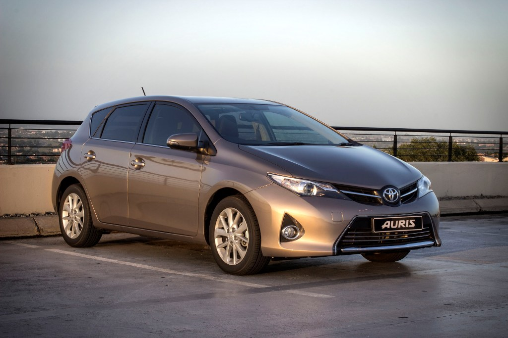 Welcome to the all new 2013 Toyota Auris
