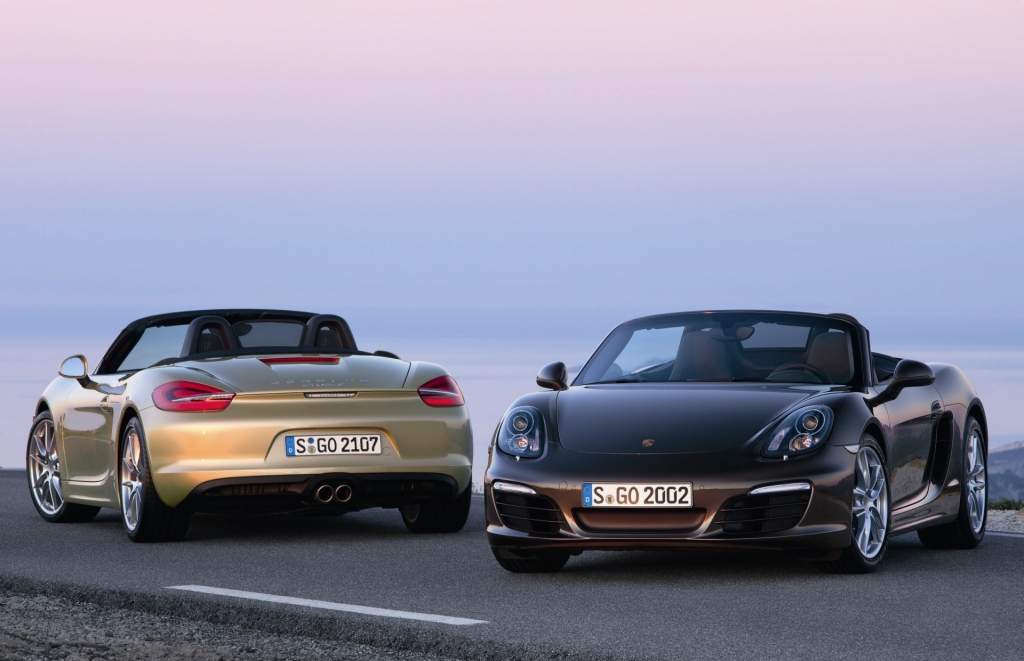The Genealogy of the Porsche Boxster S [Video]