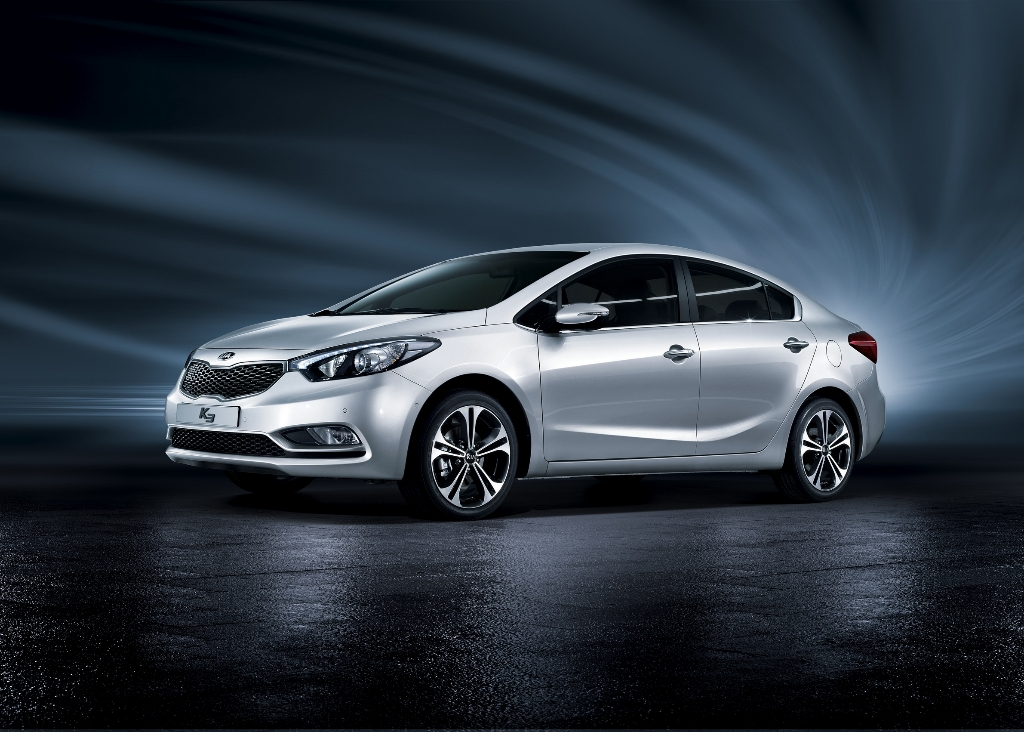 Pictures of New Kia Cerato Released