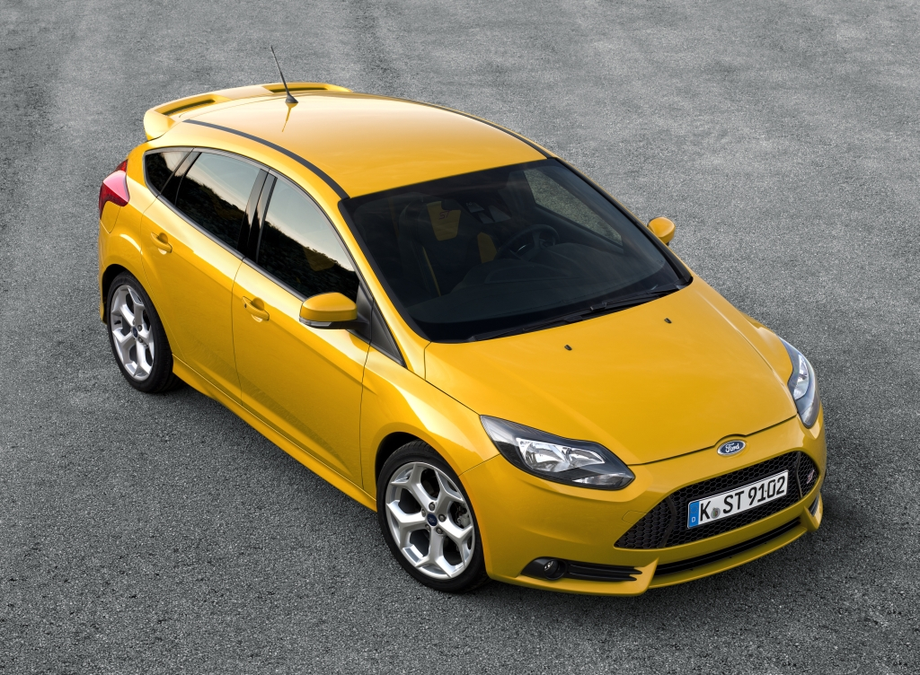 New Ford Focus ST Heading To South Africa