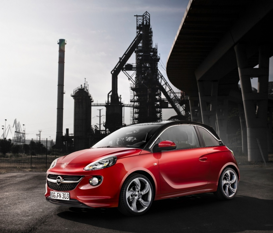 Opel Adam Unveiled!
