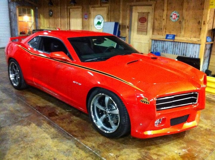 The 2014 GTO Judge Leaves You Lustful