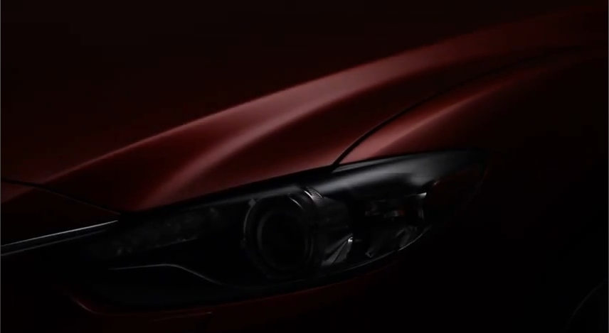 New Mazda 6 Teaser Video