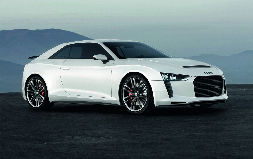 AUDI Quattro Rumoured To Arrive In 2015?