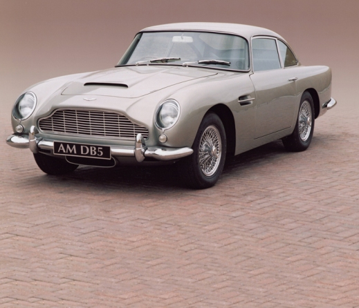 The Iconic Aston Martin DB5 [Video]