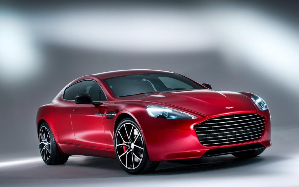 The Beautiful and Soulful Aston Martin Rapide S