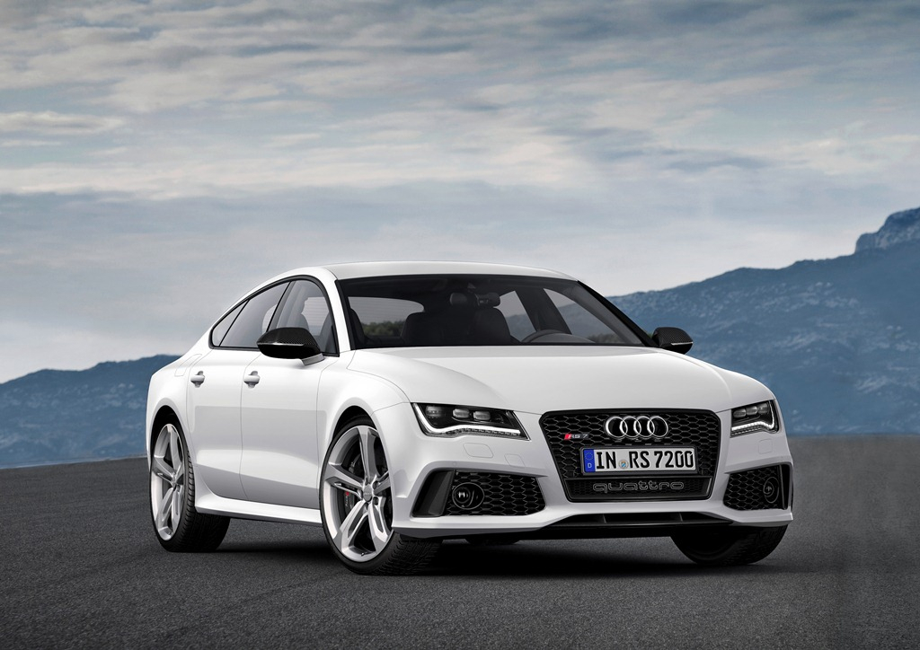 The Outstanding Audi RS 7 Sportback