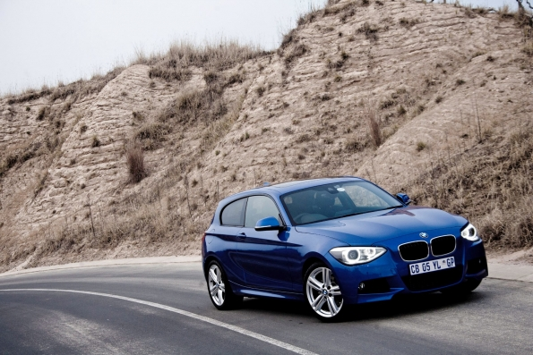 New Three-Door BMW 1 Series