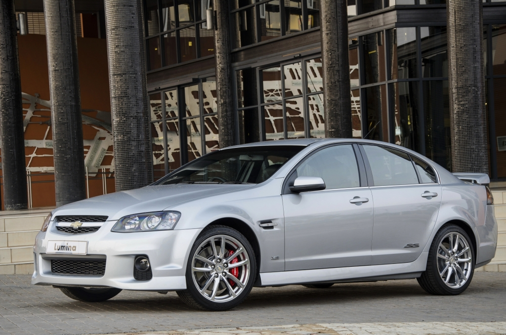 Revitalised Chevrolet Lumina Sedan And Ute Hit The Streets