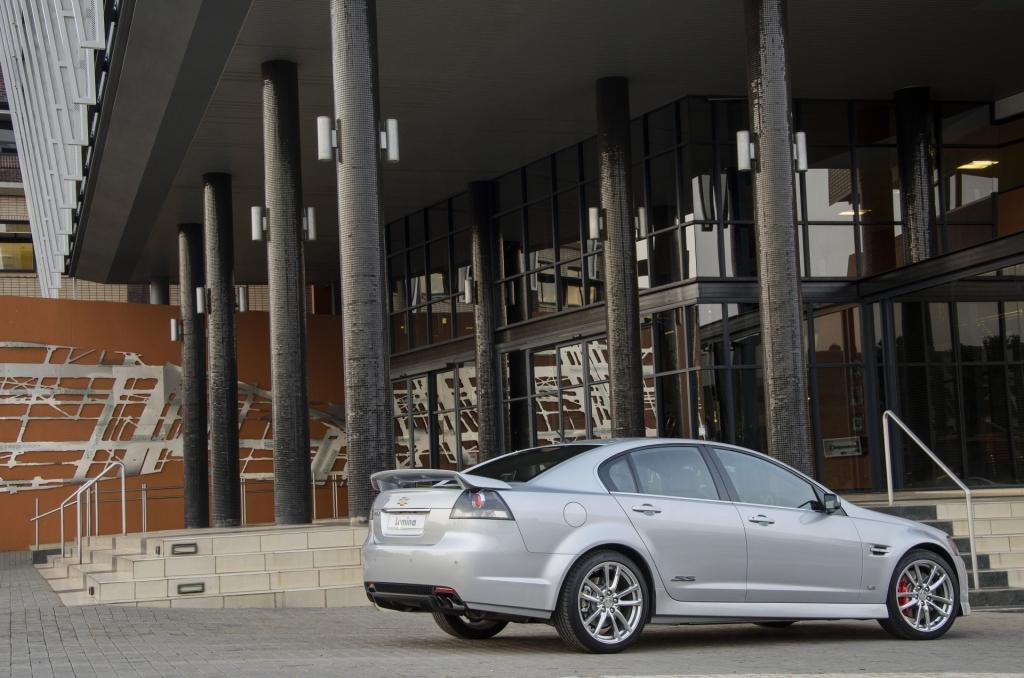 Revitalised Chevrolet Lumina Sedan And Ute Hit The Streets