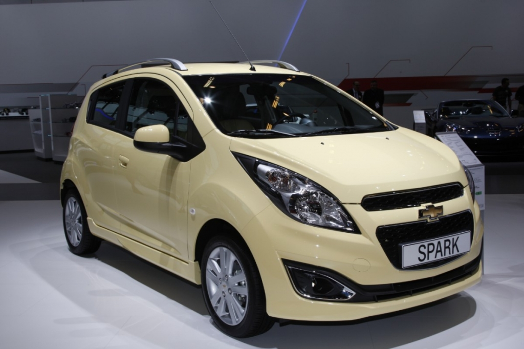 The Revitalised Chevrolet Spark