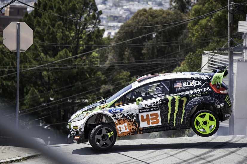 DC Shoes: Ken Block's Gymkhana 5 Video