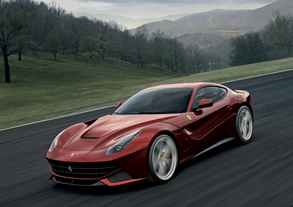 Ferrari F12 Berlinetta Fuel Consumption