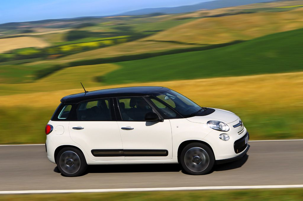 The Cool and Capable Fiat 500L