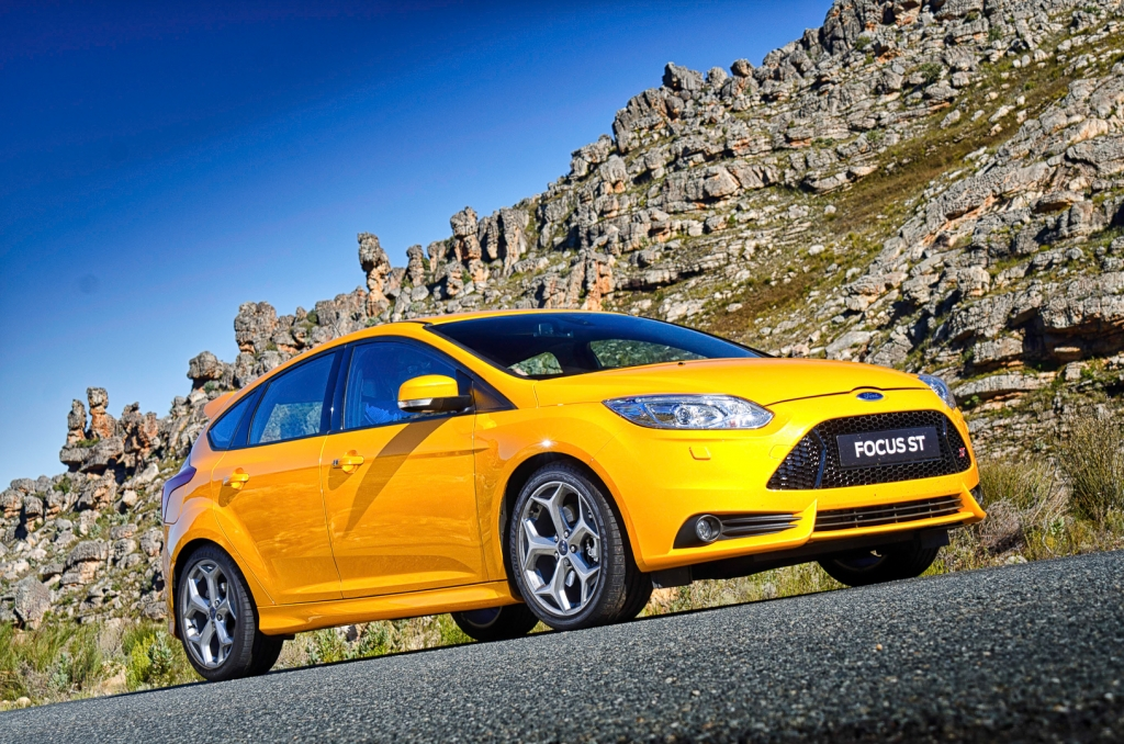Ford Focus ST Launched In South Africa