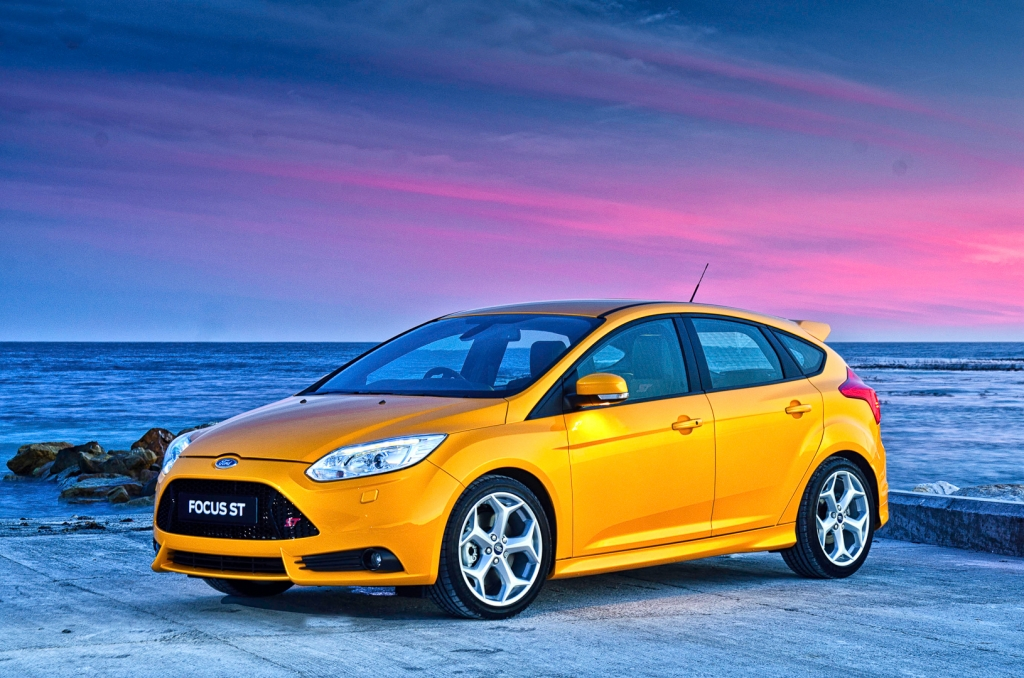Ford Focus ST Sound Symposer [Video]