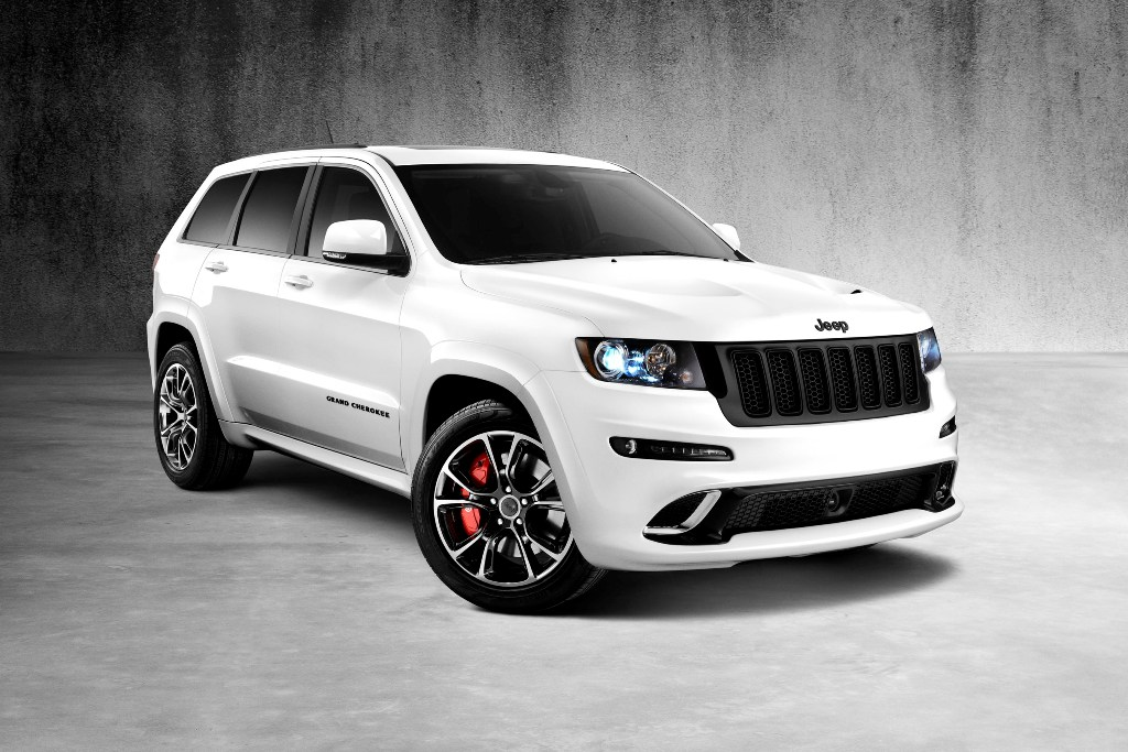 2013 Jeep Grand Cherokee SRT8 Alpine Edition [with Video]