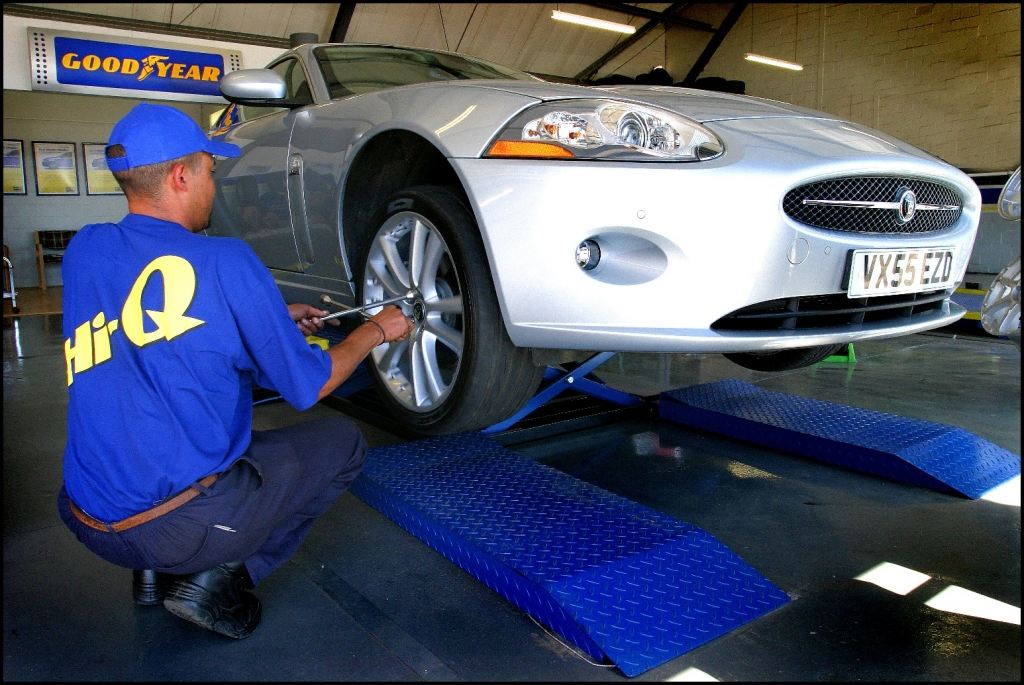 Hi-Q Offering Free Vehicle Checks Countrywide
