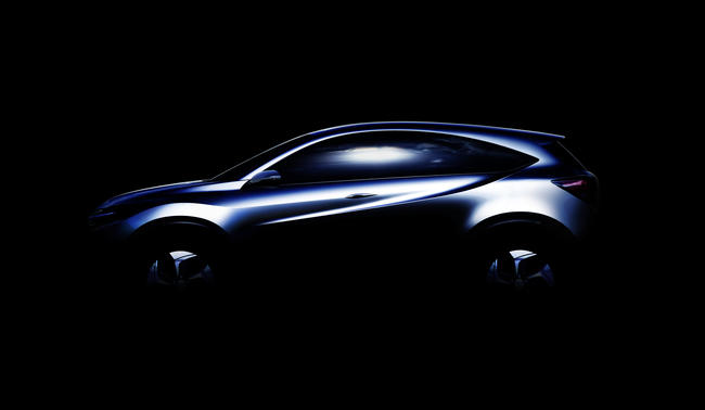 Honda plans subcompact car-based SUV