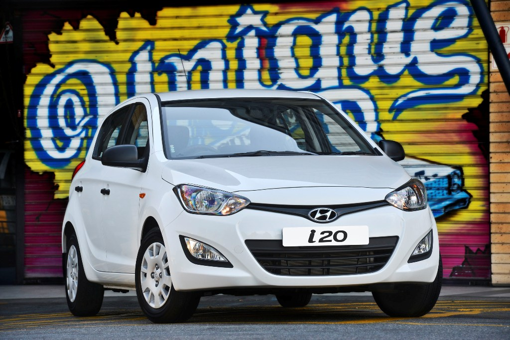 New Entry Level Hyundai i20 Added To Local Line-up