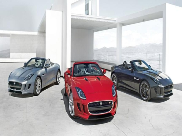 Jaguar F-Type Picture Leaked