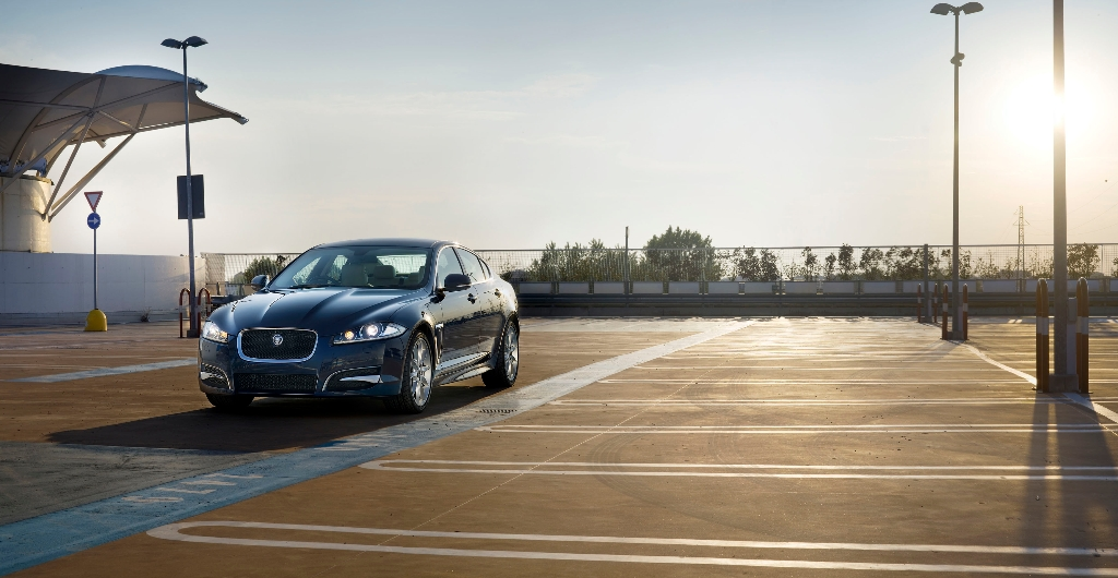 Jaguar Expands XF and XJ Engine Offering