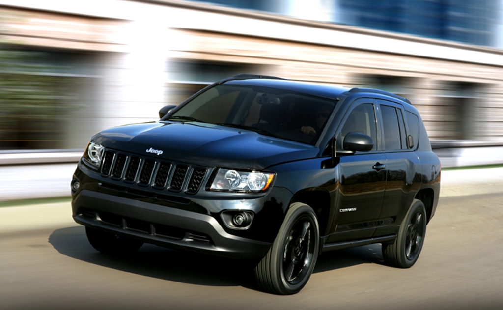 Jeep Compass Altitude Limited Edition Launched