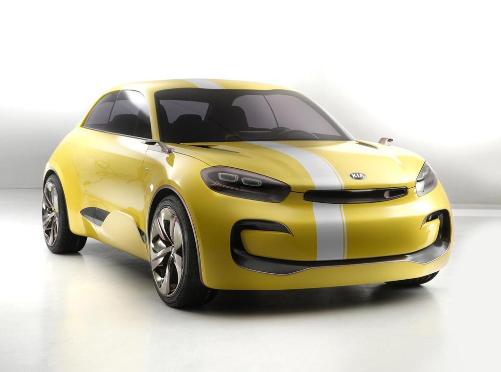 The Kia 'CUB' Concept