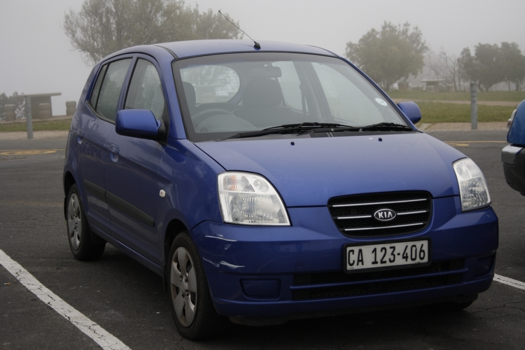 2006 Kia Picanto Review Beating The Odds