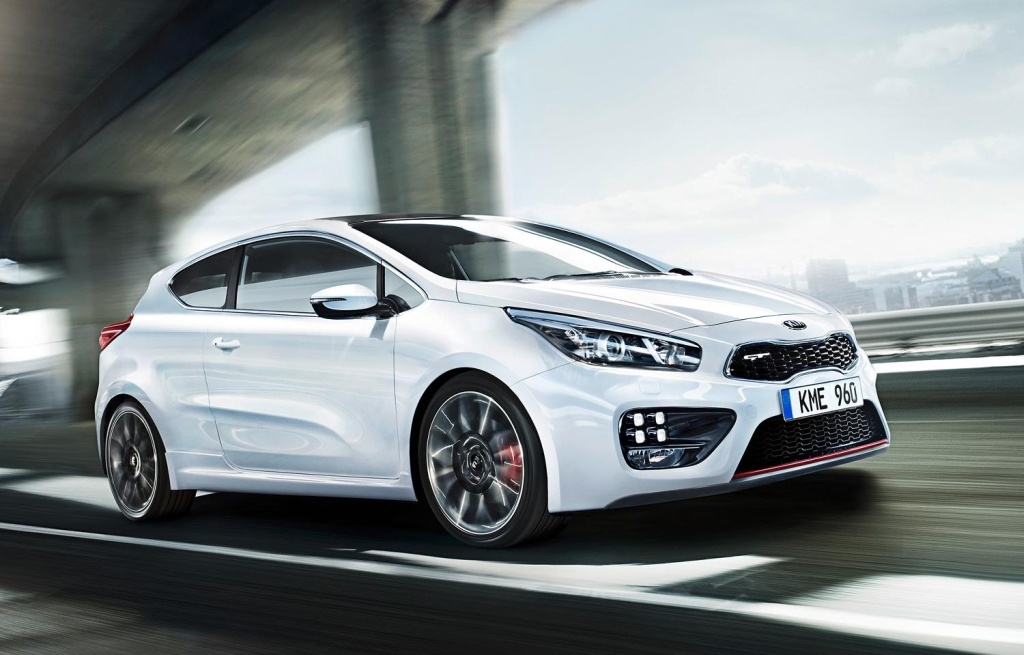Kia pro_cee'd GT and cee'd GT to debut at 2013 Geneva Motor Show