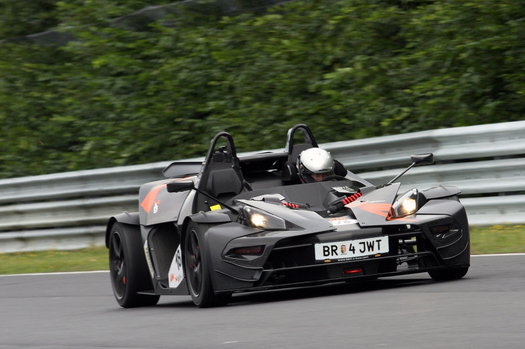 KTM X-Bow RR Laps The Nordschleife at the Nürburgring In 7:25.72 Minutes