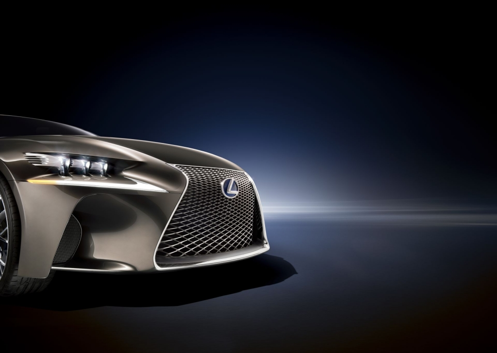 All New Lexus IS To Make Debut On The 15th January 2013