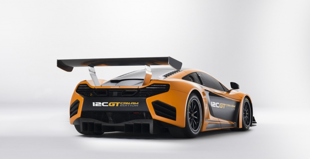 McLaren 12C GT Can-Am Edition Production Confirmed