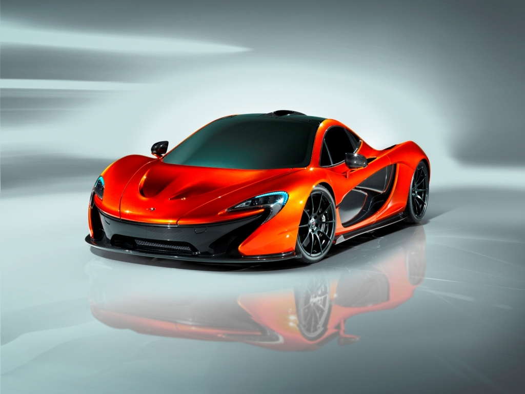 McLaren P1 To Be Best Driver's Car