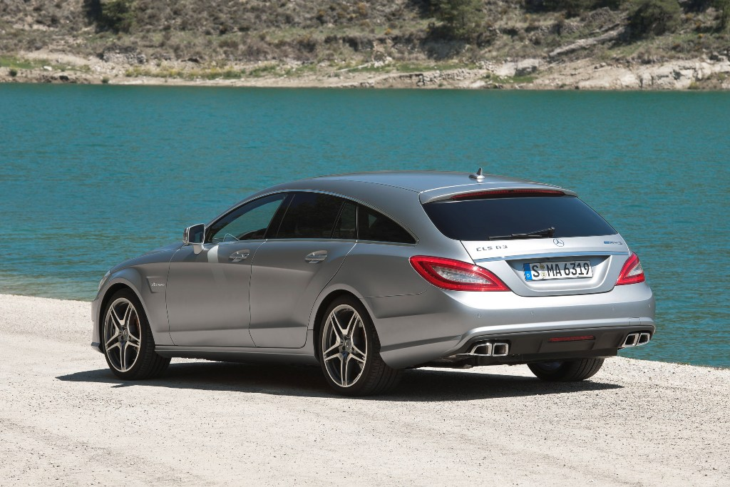 Mercedes benz cls shooting brake model range and pricing for Mercedes benz cls price