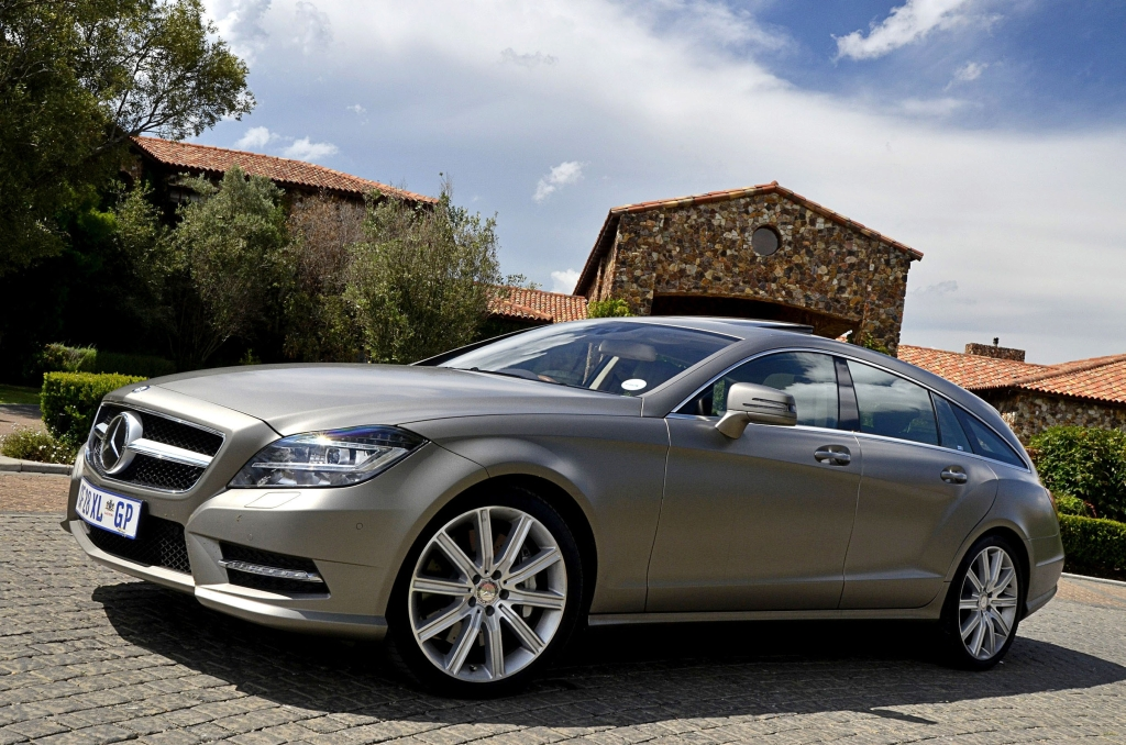 Mercedes-Benz CLS Shooting Brake: Model Range and Pricing