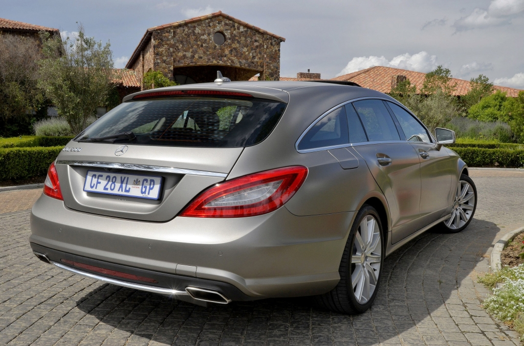Mercedes-Benz CLS Shooting Brake: Model Range and Pricing
