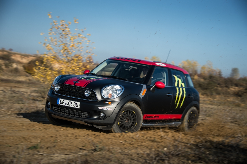 MINI Countryman Off-Road Design Package